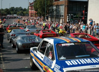 THOUSANDS EXPECTED AT MOTOR FESTIVAL