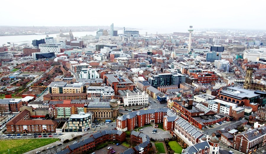 Liverpool Named As Top Buy to Let Investment Location