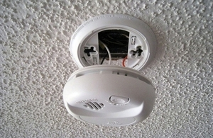 New carbon monoxide and smoke detector regulations to be introduced